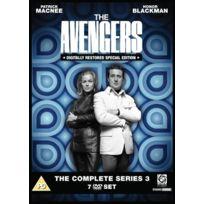 Optimum Home Entertainment - The Avengers - Series 3 IMPORT Anglais, IMPORT Coffret De 7 Dvd - Edition simple