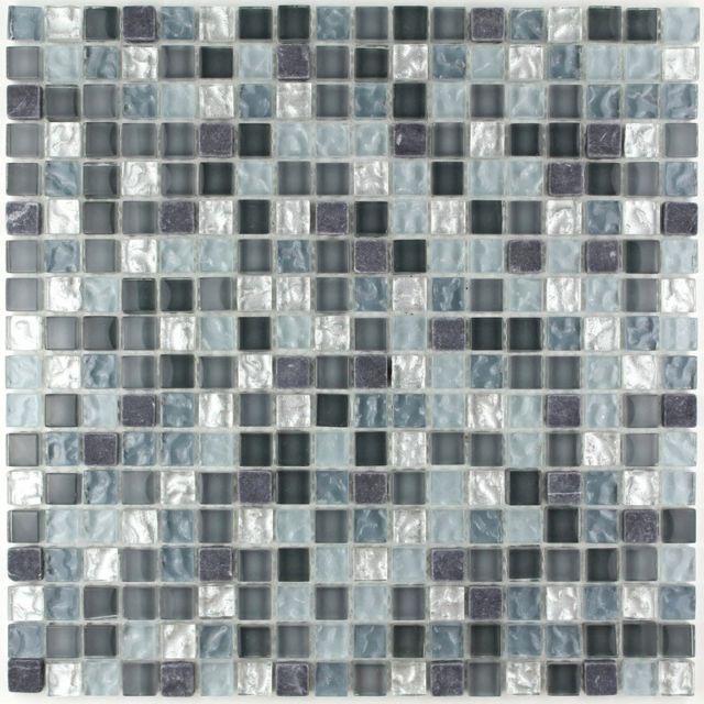 Sygma Group - Mosaique pierre et verre salle de bain mvep ...