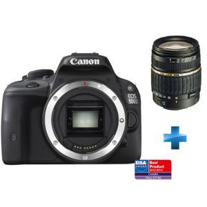 Canon reflex eos 100d tamron 18 200mm pas cher achat for Piscine miroir reflea prix