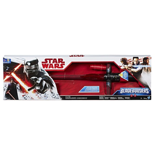 STAR WARS SABRE ELECTRONIQUE DELUXE KYLO REN