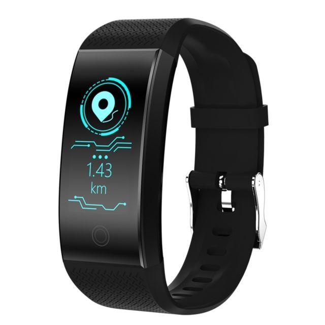 renommée mondiale prix fou variété de dessins et de couleurs Bracelet connecté Smartwatch Fitness Tracker 0.96 pouces Hd couleur  Smartband Smart Bracelet, Ip68 étanche, soutien de mode sportive / moniteur  de ...