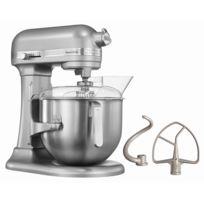 Bartscher - Robot KitchenAid heavy duty 5KSM7591X argent