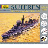 Heller - Frégate lance-missiles Suffren - Ma première maquette
