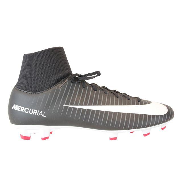 Nike Mercurial Noir Victory Vi Df Fg Junior Noir Mercurial pas cher Achat d63c32