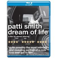 Drakes Avenue - Patti Smith - Dream Of Life BLU-RAY, IMPORT Anglais Blu-ray