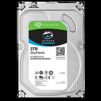 SEAGATE - Disque dur de surveillance SkyHawk 3To - ST3000VX010