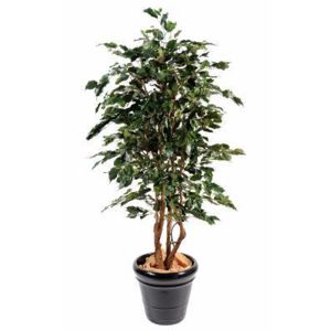 Artificielflower arbre artificiel ficus exotica plante for Arbre artificiel exterieur pas cher