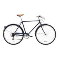 Reid - Vélo Gents Roadster bleu foncé