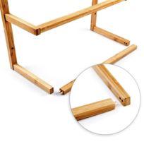 porte serviette bambou achat porte serviette bambou pas cher rue du commerce. Black Bedroom Furniture Sets. Home Design Ideas