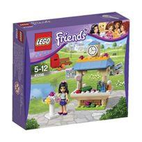 Lego - Friends Jeu De Construction - Le Kiosque D'emma