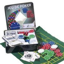 MAISON FUTEE - Jeu de Poker