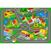 Associated Weavers Kids Corner - Tapis Enfant Ville et routes 95x133cm