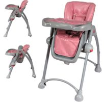 Chaise Haute Téléscopique Pour Bébé