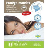 Sweet Home - Protege matelas Sara Fresh et Dry 160