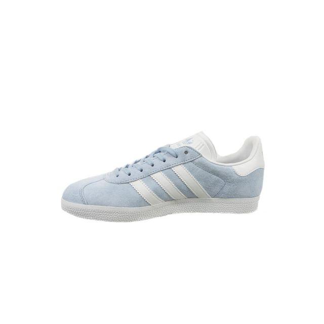 Adidas originals - baskets mode bb5481 gazelle bleu 38 2/3