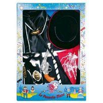 Panache blanc - Pae822 - Déguisement Et Imitation - Costume - Panoplie Vengeur - 6 / 8 Ans