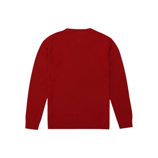 912b77e0d9a Tommy hilfiger - Sweat Classic Tommy - pas cher Achat   Vente Pull homme -  RueDuCommerce