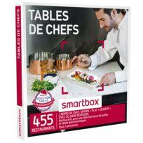 Smartbox - Tables de chefs - Coffret Cadeau