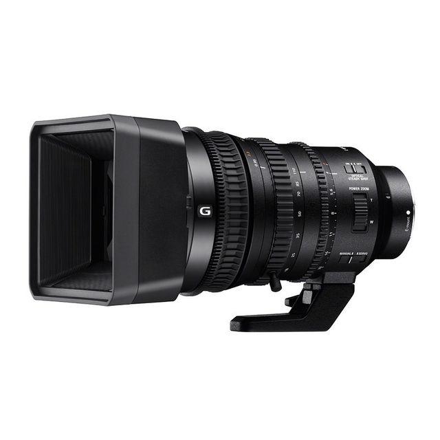 Sony Objectif E Pz 18-110mm F4 G Oss