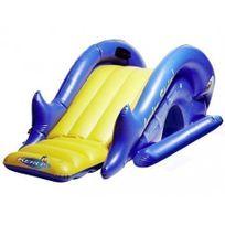 Kerlis - Toboggan gonflable piscine
