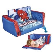 Worlds Apart - Spiderman Canapé-Lit Gonflable ReadyRoom