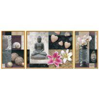Ravensburger - Puzzle 1000 pièces - Triptyque : Bien-être