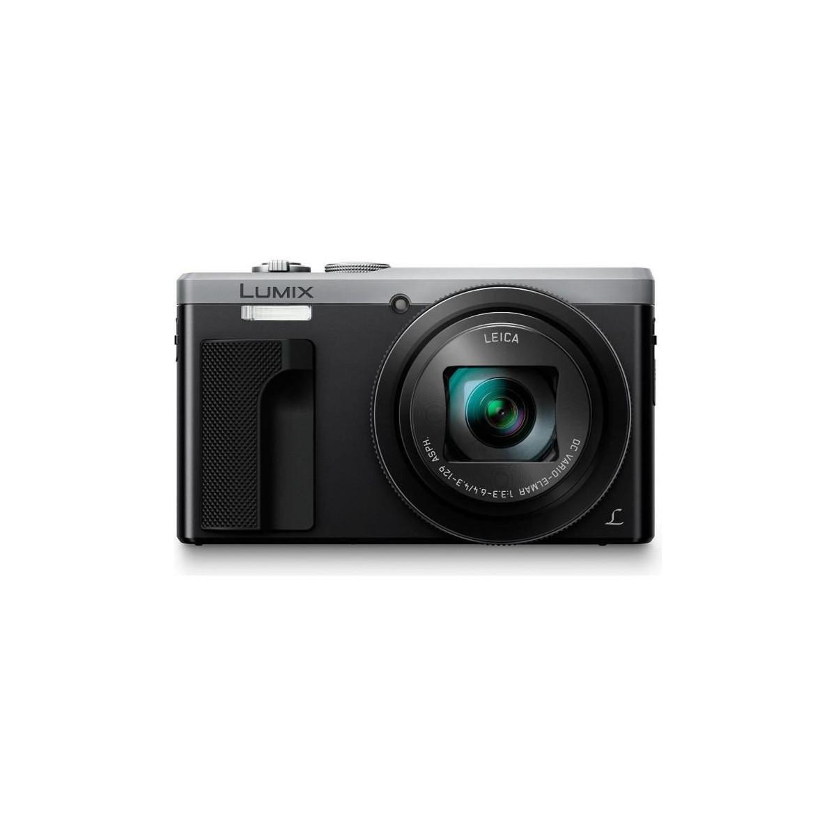 Appareil photo numérique Lumix Dmc-tz80EP 4K 18,1 MP Panasonic Silver