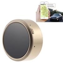 Yonis - Traceur Gps Voiture Gprs Micro Espion Gsm Alarme Sos Détection Sonore
