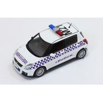 J-collection - Suzuki Swift - Police de Melbourn 2010 - 1/43 - Jc157