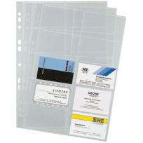 Durable - recharges pour visifix 66209 - paquet de 10