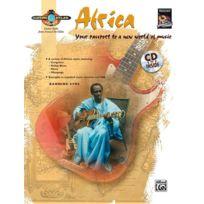 Alfred Publishing - Méthodes Et Pédagogie Eyre Banning - Guitar Atlas - Africa + Cd - Guitar Guitare Acoustique