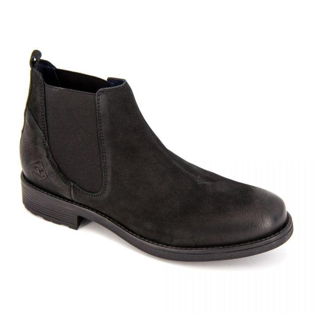 Roadsign Boots loup noir 40/45 c17216 Homme