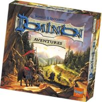 Ystari Games - Jeux de société - Dominion : Extension Aventures