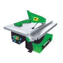 Build Worker - Table Coupe Carrelage 600 W 180 Mm 330X360 Mm