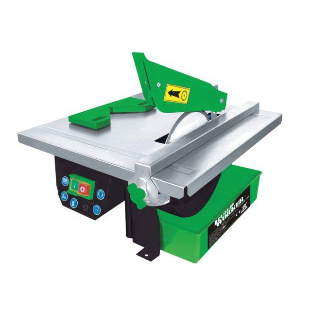 Build worker table coupe carrelage 600 w 180 mm 330x360 mm pas cher achat vente le grand - Disque coupe carrelage 180 mm ...