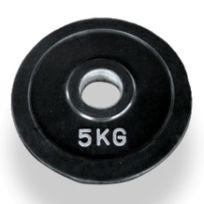 Deporvillage - Disque olympique en gomme 2,5 kg Ø 50 mm