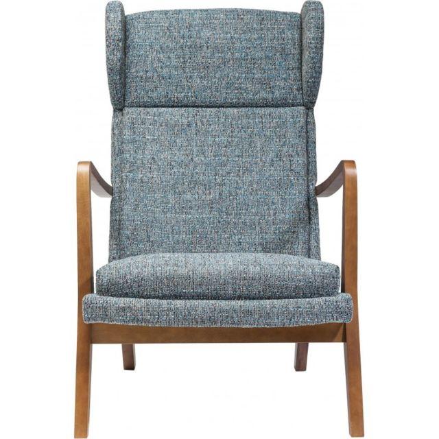 karedesign fauteuil silence gris kare design - Fauteuil A Oreille Pas Cher