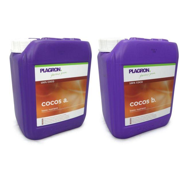 Plagron Engrais Coco A+B 5 litres