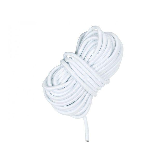 Lafuma Lacet élastique à découper 8m - Blanc