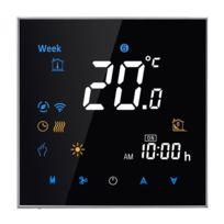 Attrayant Wewoo   Thermomètre Noir 16A Type De Chauffage électronique Lcd Lcd Digital  Thermostat De La Salle
