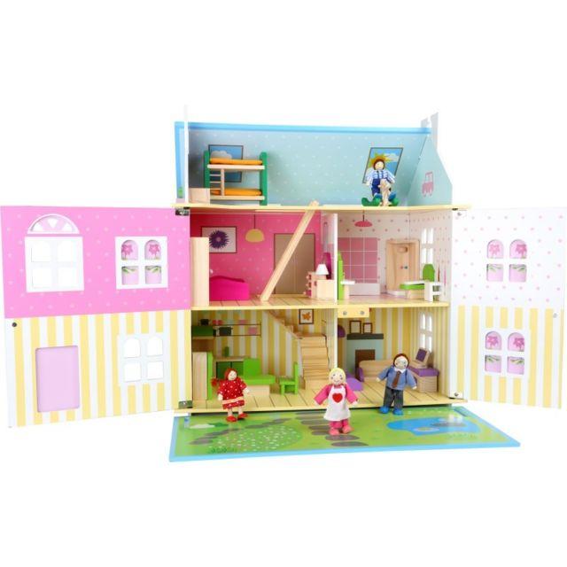Small Foot Company Maison de poupées « Rêve floral