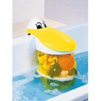 Babysun Nursery - Coffre à Jouets filet de bain pélican Babysun