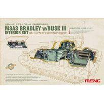 Meng Models - Meng Model 1:35 - Interior Set For M3A3 Bradley W/ Busk Iii FOR Mngss-006
