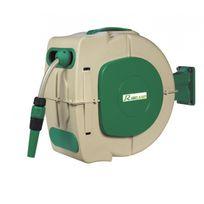 Ribimex - Dévidoir automatique tuyau d'arrosage 15m Acquaroll15