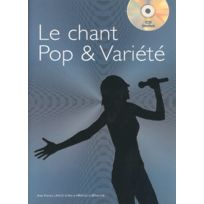 Play Music Publishing - Méthodes Et Pédagogie Laigle Fabrice - Chant Pop & Variete + Cd - Chant Chant