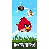 Vamos - 5710751136594 Tapis Angry Birds Coton 140 X 200 X 50 Cm