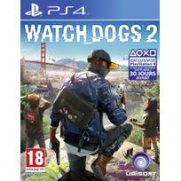 Ubisoft - WATCH DOGS 2 - PS4