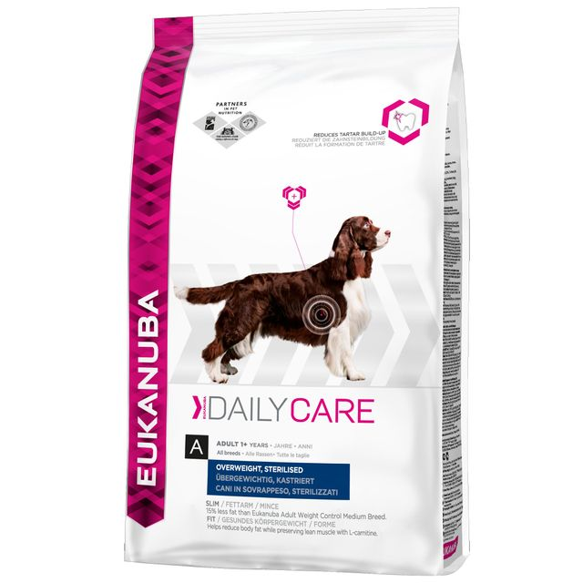Eukanuba Chien Daily Care Overweight Sterilised