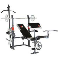 Hammer - Banc de musculation Bermuda Xt Pro 4508