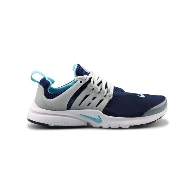vente chaude en ligne 162b9 e172b Nike - Presto Junior Bleu 833878-402 - pas cher Achat ...